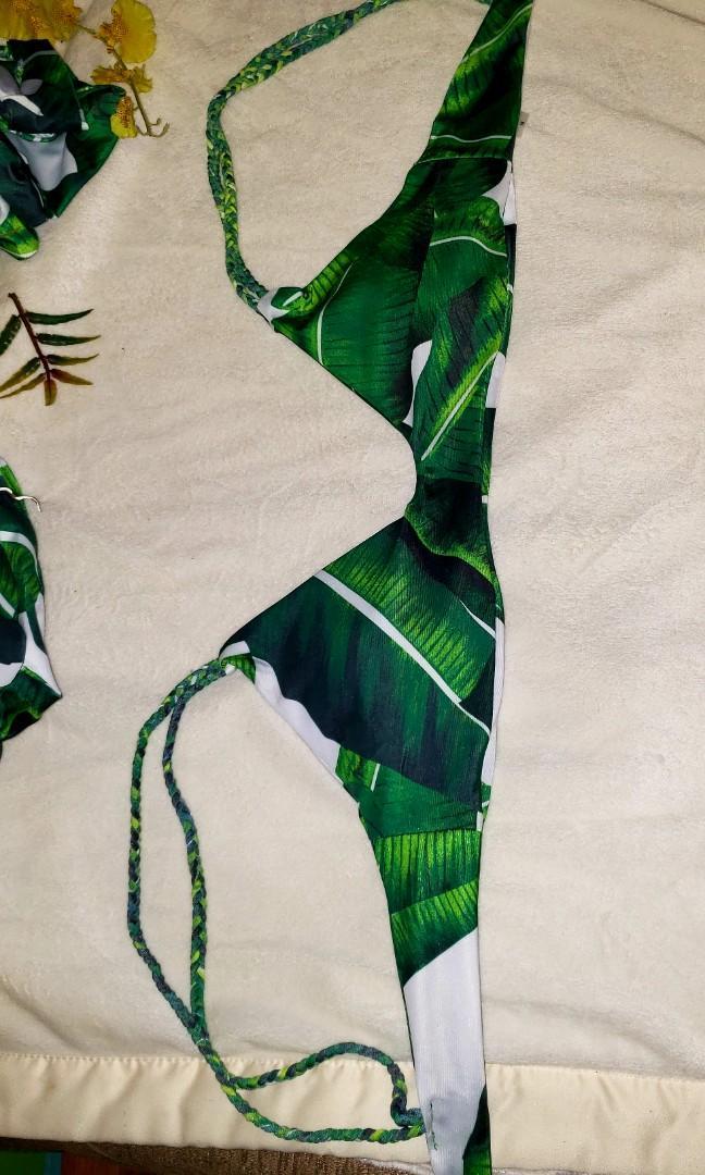 Offering (4) Never Worn Evergreen Women's Bikini Set