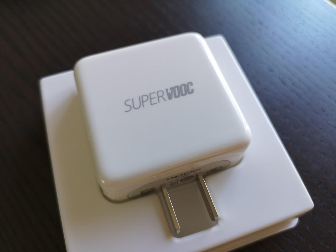 50w OPPO Super VOOC charger, Mobile Phones & Tablets, Mobile ...