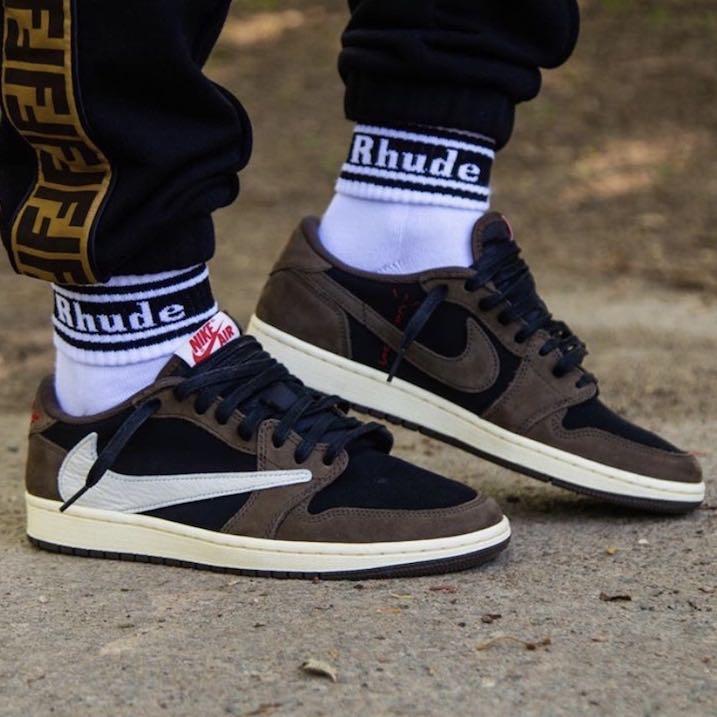 Confirmed Pairs Nike x Travis Scott Air
