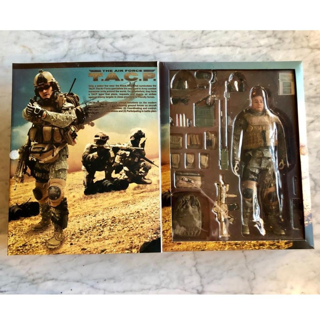 slashed further* -Rare- Hot Toys US The Air Force TACP