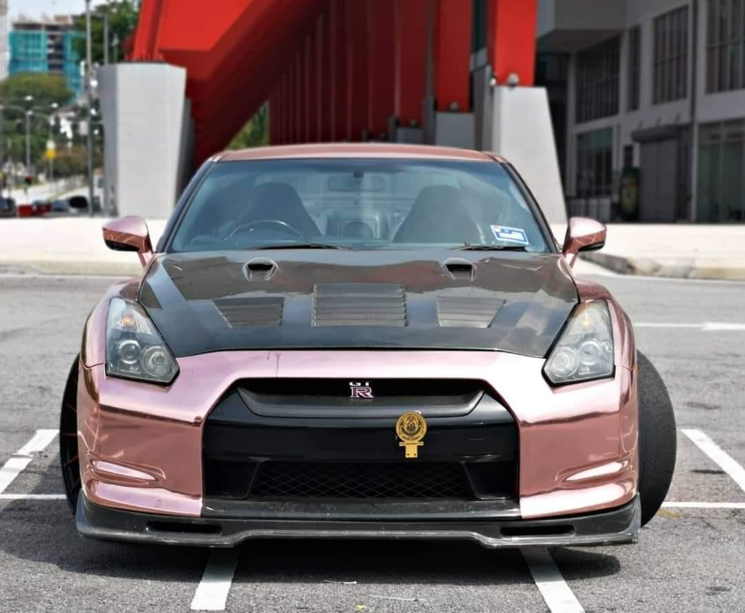 SEWA BELI>>NISSAN GTR R35 JAPAN SPEC STAGE 2 750HP TUNE BY HKS 2008/2011