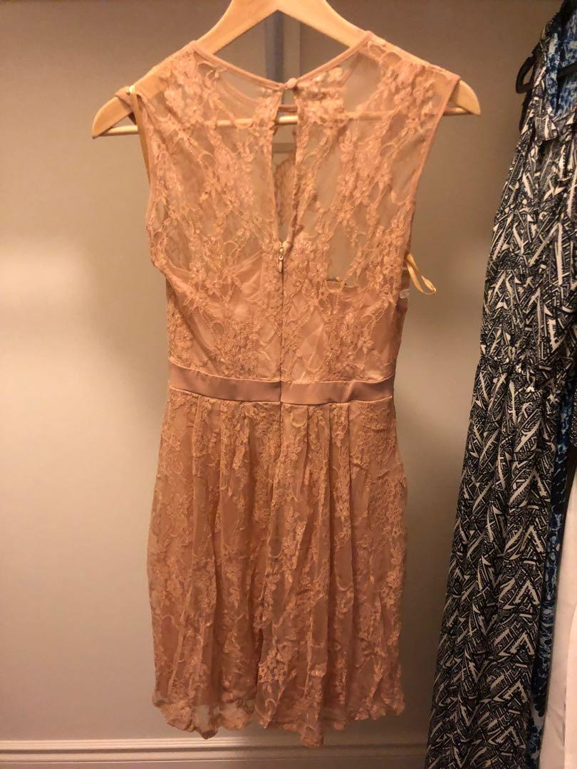 Sweet dress one time used