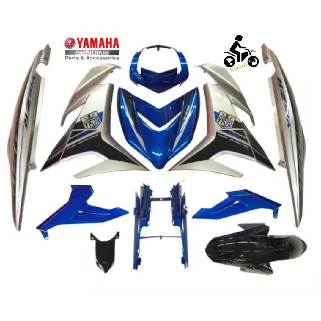 YAMAHA SNIPER/Y15ZR Silver blue Bodykit, Motorbikes