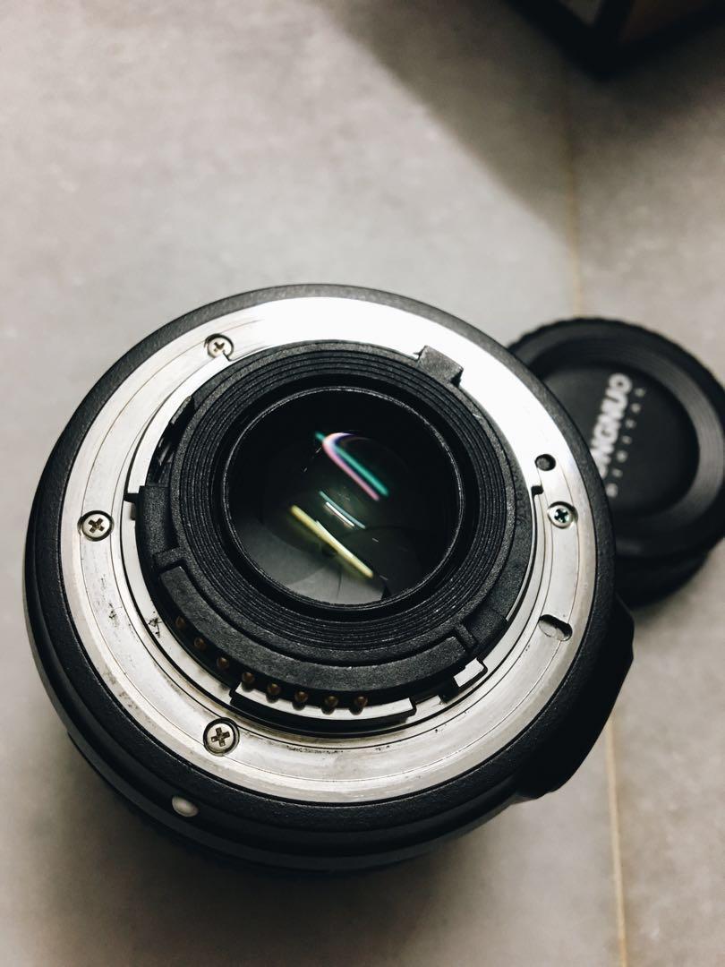 Yongnuo 35mm F2(Nikon)