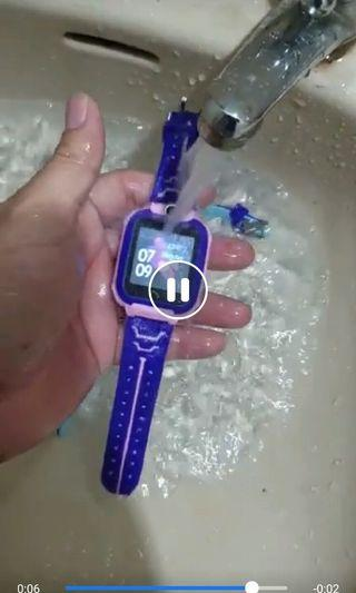 Jam Tangan imo watch phone anti air