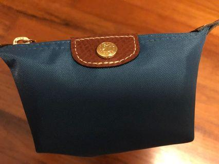 Long champ coin pouch