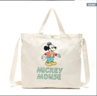 日本雜誌袋 mickey mouse 女装 2way bag japan