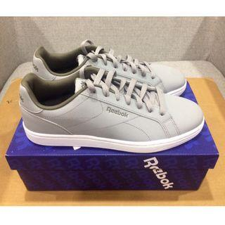 Very Rare! REEBOK 'ROYAL COMPLETE' Classic Grey Tennis Shoes / Sneakers