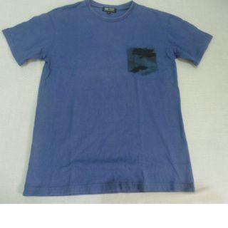 (((降價!!!合購優惠)))BEAMS HEART 迷彩口袋T-Shirt(BL)合購優惠(詳見商品描述)