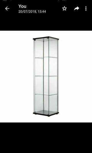 Vhive Glass Cabinet