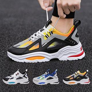 Men's Running Shoes Breathable Sports Shoes Men Athletic Outdoor Air Shoes