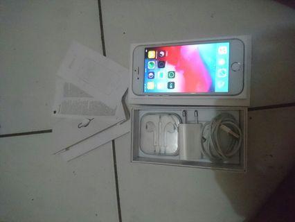iPhone 6 64gb ex ibox fullset muluz