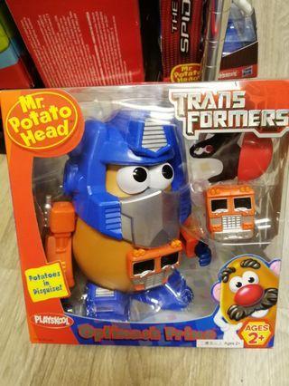 Transformer Playskool Mr Potato Head Optimash Prime