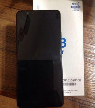 保固中Samsung 三星A8 star