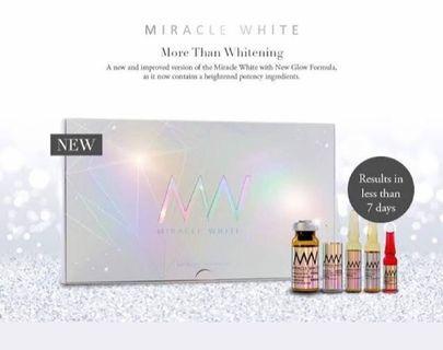 Miracle white infus pemutih