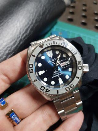 Modding of watches