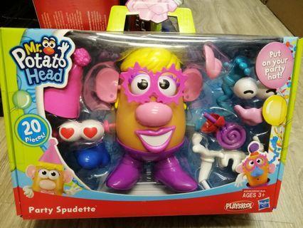 Playskool Mr Potato Head