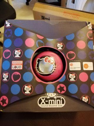 X-mini Hello Kitty Speaker