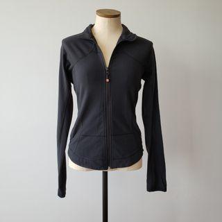 Lululemon Black Zip Jacket #SwapCA