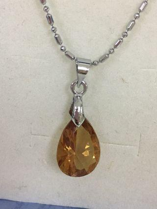Necklace and pendant 5