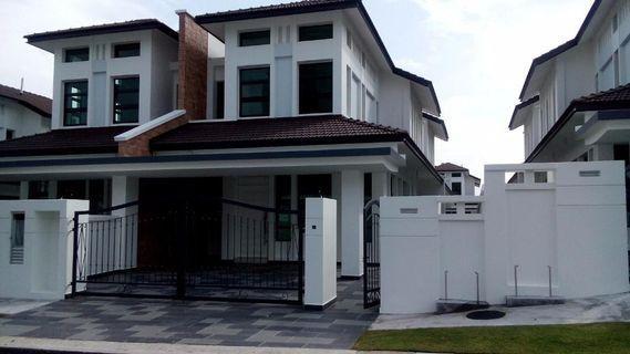 Semi-D Eco Botanic / 4 Room / Iskandar Puteri / Johor Bahru / Low Deposit Below Market