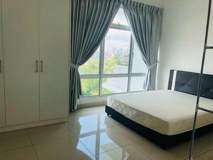 Pandan Residence 1 Apartment / 3 Room / Pandan/ Johor Bahru / Low Deposit Below Market
