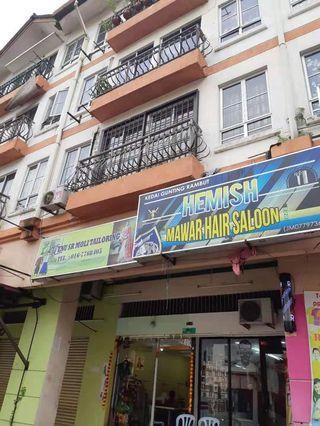 Tampoi Indah Apartment / 3 Room / Tampoi / Johor Bahru / Low Deposit Below Market