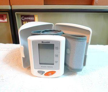🚚 Rossmax優盛電子血壓計K150