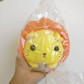 Small Lion stuffed toy