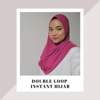 Basic Instant Hijab