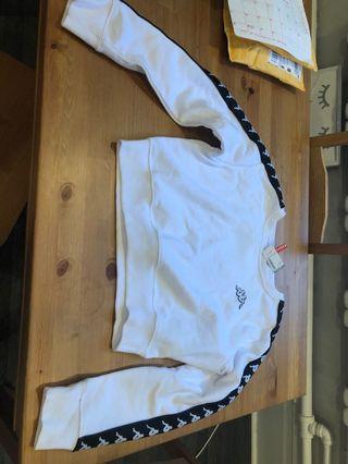 BNWT Cropped Kappa Shirt