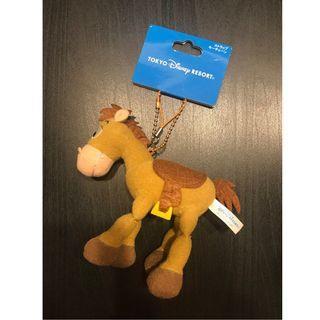 日本Toy Story玩具總動員鑰匙圈 (紅心)