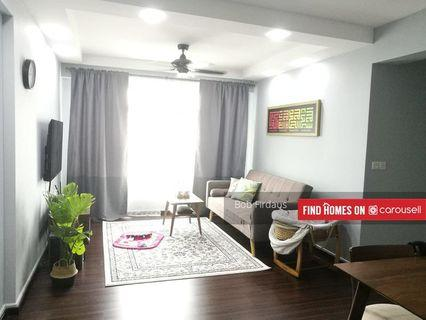 PRETTY COZY NEWLY MOP RENOVATED 5 YEAR OLD 4 ROOM FLAT