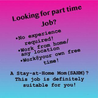 🚚 Part time job~Buy to save, share to earn!