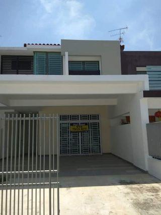 Bandar Dato Onn 2stry New House For Sale