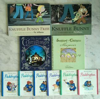 🚚 Children's classic picture books - bundle
