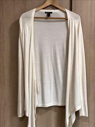 MANGO Beige Cardigan#Amplify35July