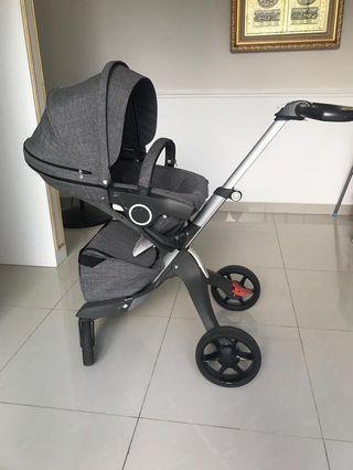 Stroller Stokke Xplory V4