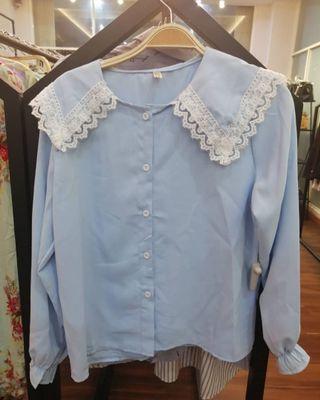 New Mayoutfit Babyblue Shirt
