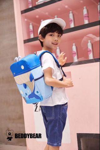 Free delivery kids backpack travel bag