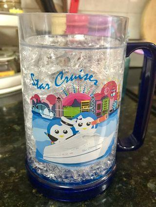 Frosted Mug from Star Cruise