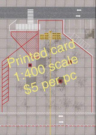 AirCraft parking Apron