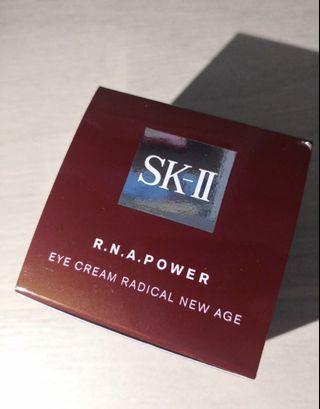 SKII RNA Eye Cream Brand New