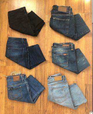 JEANS FROM $15 (for sizes 8-10 ladies)