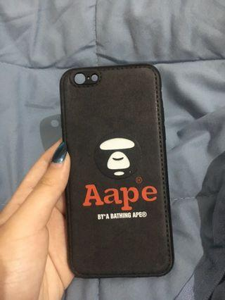 Case iPhone 6 bape