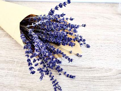 🚚 💜 Aromatic Dried Lavender Bouquet 💜