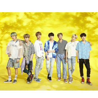 Preorder BTS Japanese Single Lights / Boy With Luv