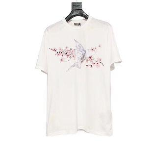 Dior x Sorayama SS19 Iron Lady Tee