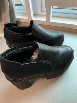 Blackie Ankle High Boots