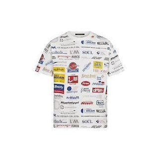 🚚 Louis Vuitton Pre-Fall '19 Allover Logos Tee